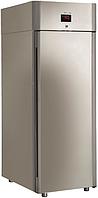 Холодильный шкаф нержавейка Polair cm105-gm-alu