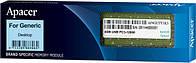 Оперативная память Apacer DDR3 4GB 1600MHz (DL.04G2K.KAM)