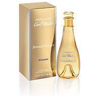Davidoff Cool Water Sensual Essence. Eau De Parfum 100 ml / Парфюм Давидоф Кул Bотер Cенсуал Эсенсе 100 мл