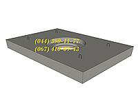 ПД 1-6 (з отвором під люк) плита доріг