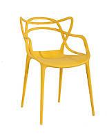 Стул Flower pp-601 (желтый)
