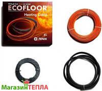 Теплый пол под плитку Fenix ADSV-10 (Чехия) - тонкий нагревательный кабель 49.6м - 3.5м² (520Вт)