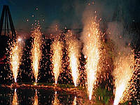 Фонтаны огненные (для улицы), фото 1