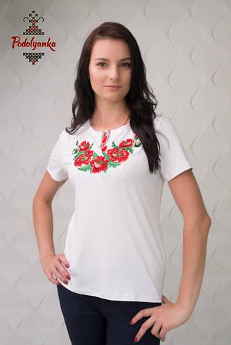 Жіночі вишиті футболки. Товары и услуги компании