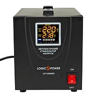 Стабилизатор напряжения  LPT 2500RD Black(1750 W)