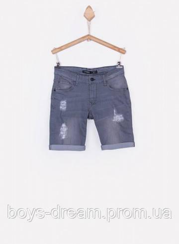 Шорты джинсовые для мальчика 10-15 лет (Португалия)