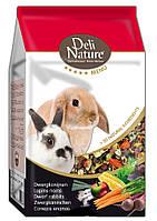Корм для кроликов Deli Nature Rabbits 5* menu 2,5 кг.