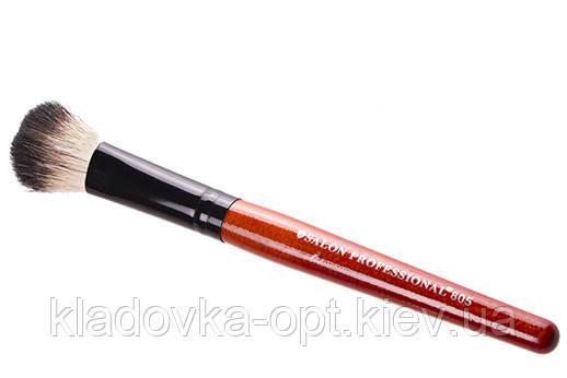 Кисть для румян и пудры 805 Salon Professional