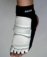 Защита стопы для тхэквондо WTF KWON  (футы; S,M,L)