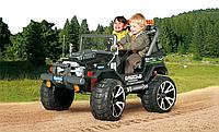 Детский Электромобиль Peg Perego Gaucho SUPERPOWER 24V, мощность 680W