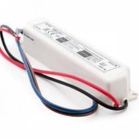 Блок питания герметичный SLIM  PLASTIC 12V 5А 60W для светодиодной ленты