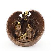Вертеп Святое семейство с ангелом