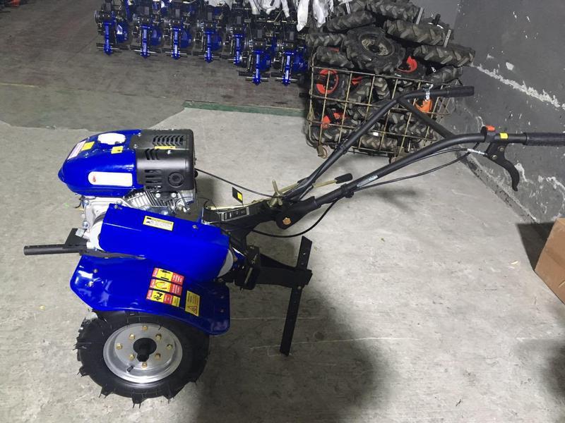 Мотоблок ДТЗ 470Б (7,0 л.с., скорости 3+1 )