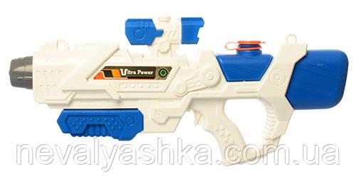 Водное Оружие Водяной Автомат Бластер Помпа 55 см, 3541, 008323