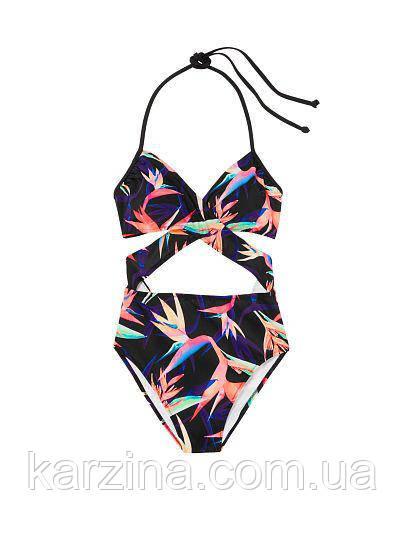 Цельный купальник Victoria's Secret  р.XS