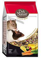 Корм для декоративных крыс Deli Nature Rats 5* menu 2,5 кг.