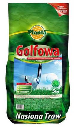 Семена травы газонной Planta Гольф 5кг, фото 2