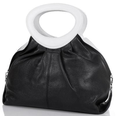 Саквояж (ридикюль) Valenta Женская кожаная сумка VALENTA (ВАЛЕНТА) VBE616181p2