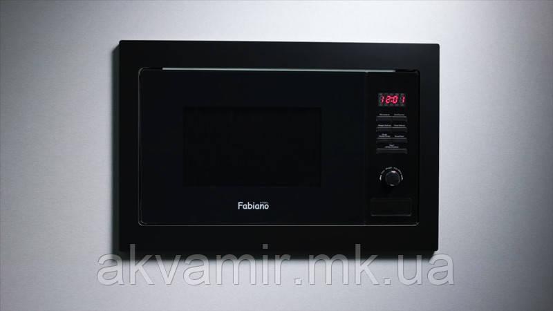 Микроволновая печь Fabiano FBM 22G Black (черная) встраиваемая