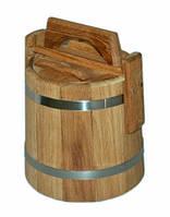 Бочка для солений (кадка), 15 литров