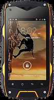 "Защищенный телефон Jeep Z6 IP68, Gorilla Glass, IPS-дисплей 4"", GPS, 3G, 2500 мАч, 5 Mpx!"