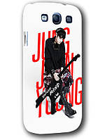 Чехол для samsung galaxy s3 jong jung young