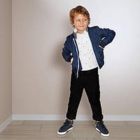 Демисезонная одежда для мальчиков: жилеты, куртки, ветровки