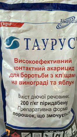 Акарицид/акаріцид Таурус от клещя аналог Санмайт пиридабен 200 г/кг, яблоня, виноградники, овощные, соя, фото 2
