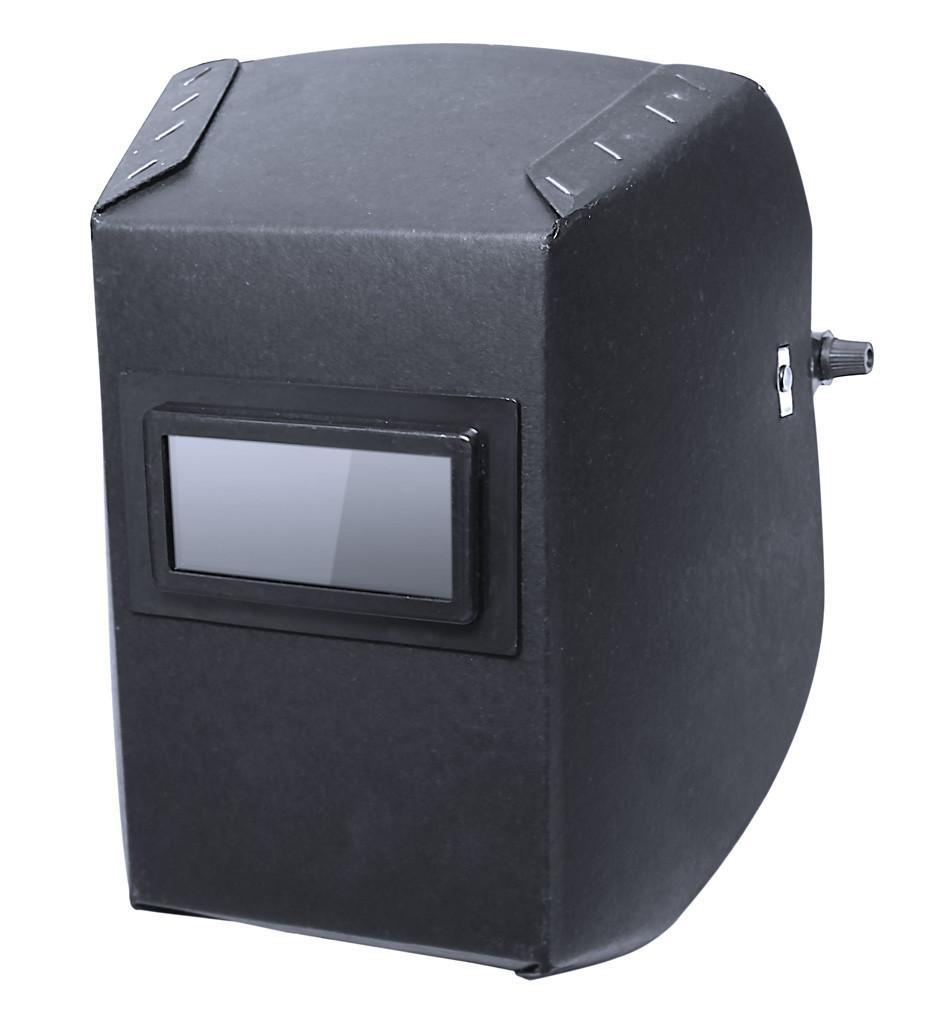 Маска защитная сварщика электрокартон