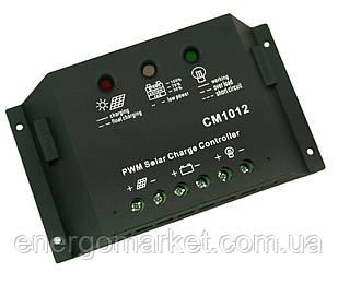 Контроллер заряда JUTA CM1012 (10А 12V)