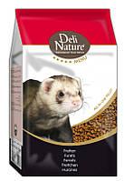 Корм для хорьков Deli Nature Ferrets 5* menu 2,5 кг.