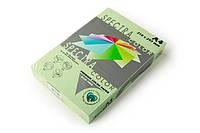 Папір кольоровий 75г/м, А4 500арк. SPECTRA COLOR IT 130 Lagoon (Пастельний світло-зелений)