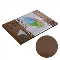 Папір кольоровий 80г/м, А4 100арк. SPECTRA COLOR IT 431 Chocolate (Інтенсивний темно коричневий)