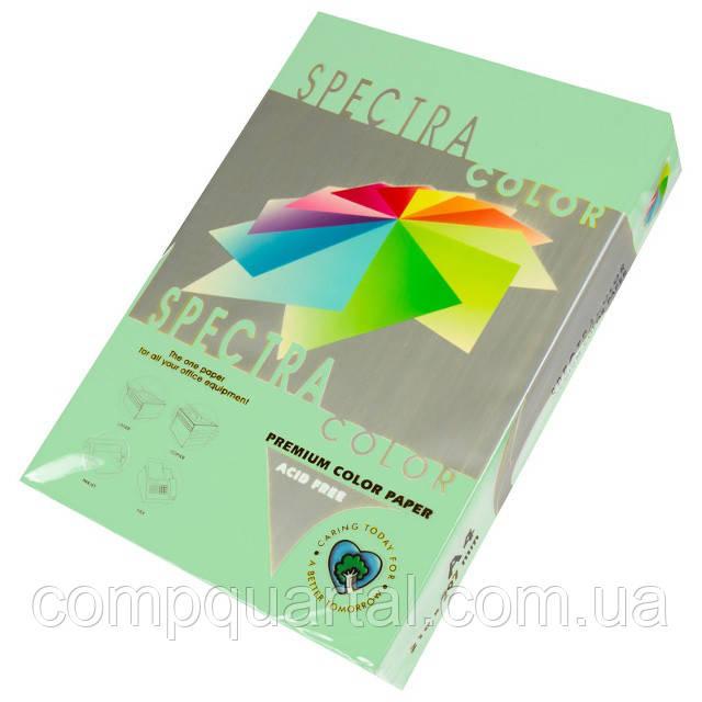 Папір кольоровий 80г/м, А3 500арк. SPECTRA COLOR IT 190 Green (Пастельний зелений)