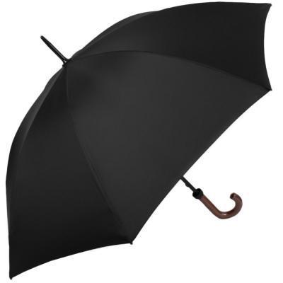 Зонт-трость Fulton Зонт-трость мужской механический с двойными спицами и большим куполом FULTON (ФУЛТОН) FULG813-Black