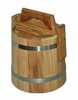 Бочка для солений (кадка), 5 литров