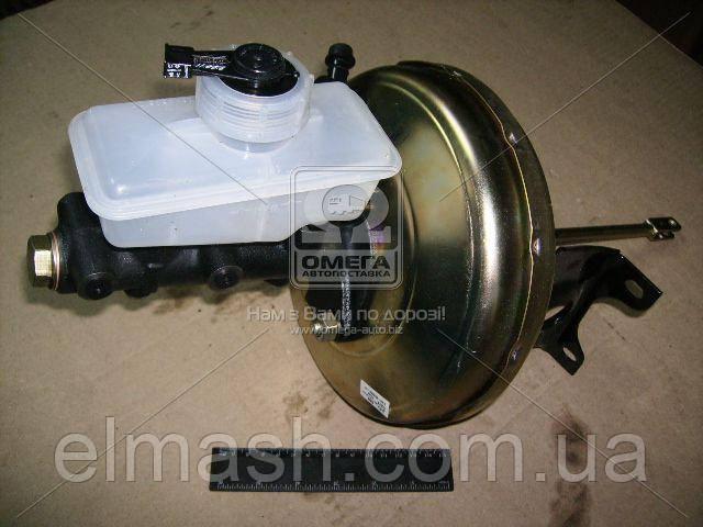Вакуумний підсилювач гальм ВАЗ 2108 в зборі з ГТЦ (пр-во ВИС)