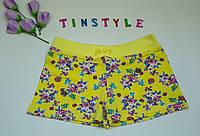 Трикотажные  шортики  для девочки  4-5 лет, фото 1