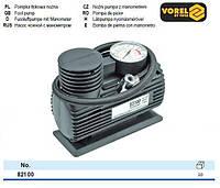 Насос мини компрессор авто 12В VOREL-82100