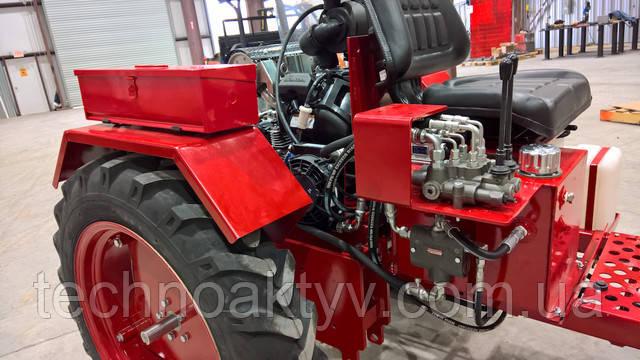 Спецификация мини-трактораOGGUN