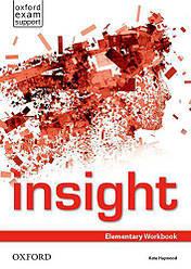Рабочая тетрадь Insight Elementary Workbook