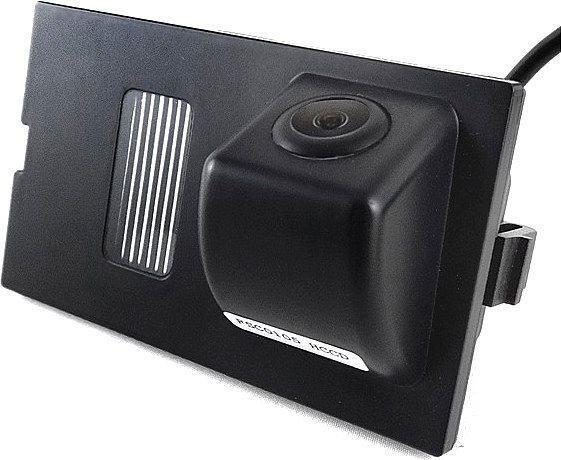 Штатная камера заднего вида Falcon SC56HCCD-170-R. LandRover FreeLander