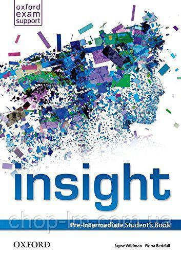 Insight Pre-Intermediate Student's Book / Учебник