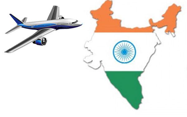 Авиа доставка из Индии