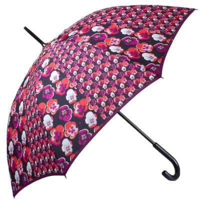 Зонт-трость женский механический FULTON (ФУЛТОН) FULL056-Contrast-Retro