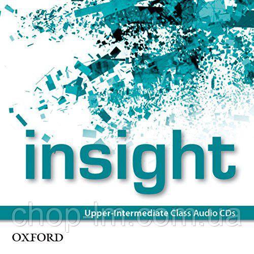 Аудио диск Insight Upper-Intermediate Class Audio CDs