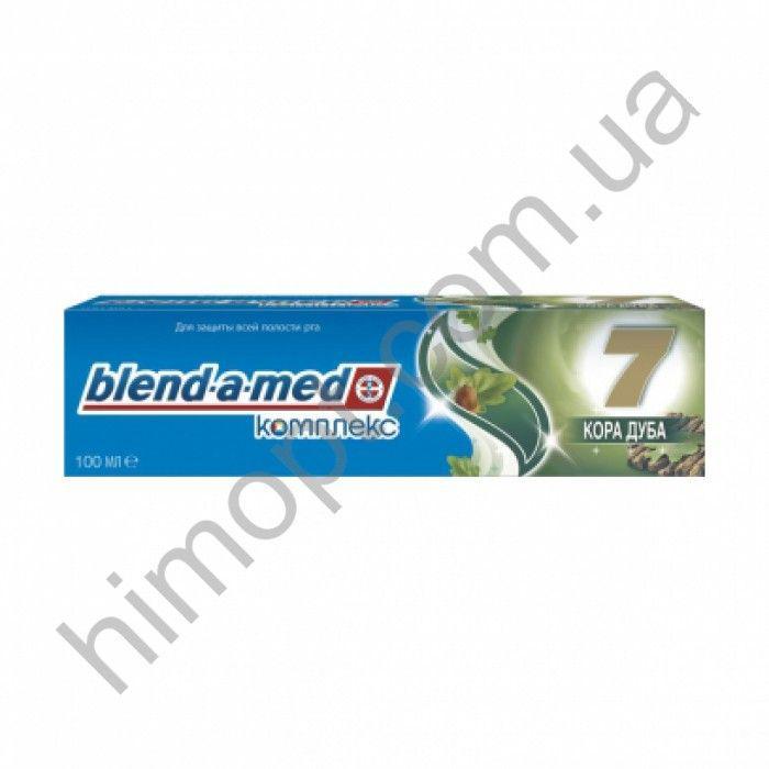 """Зубная паста Blend-A-Med Комплекс 7 """"Кора дуба"""" 100 мл"""