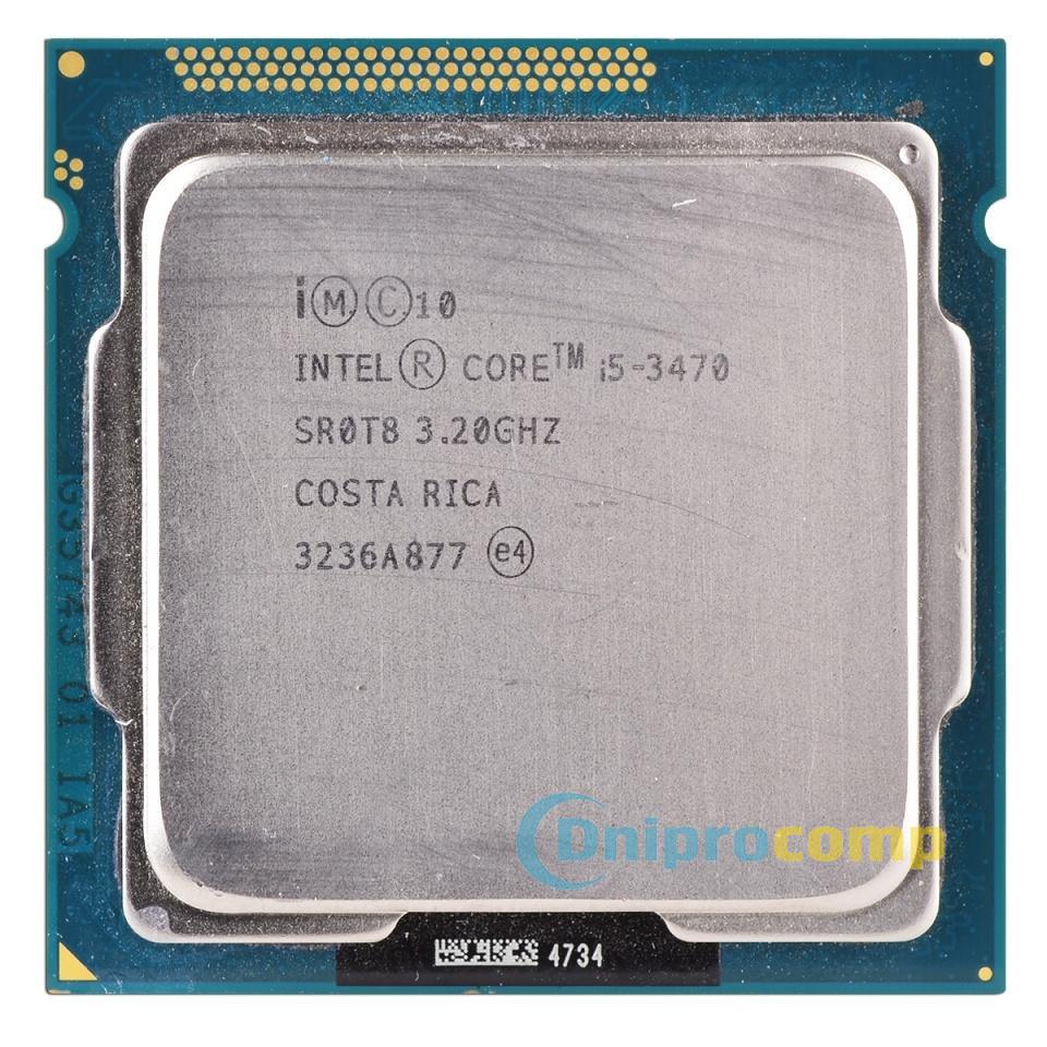 Intel Core i5-3470 3.2 GHz/6M (s1155)