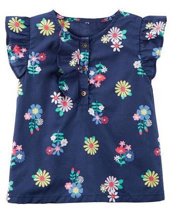 Блуза з оборкою, фото 2