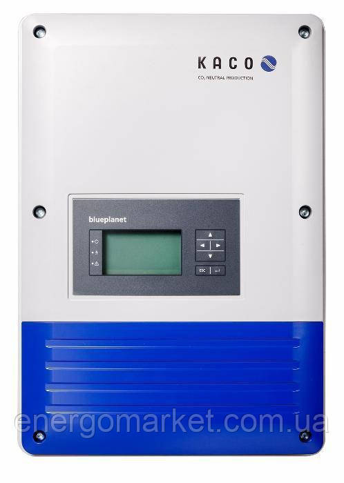 Cетевой инвертор Kaco BLUEPLANET 6.5 TL3 M2 (6.5 кВА, 3 фазы)